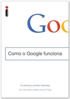 Livro - Como o Google funciona