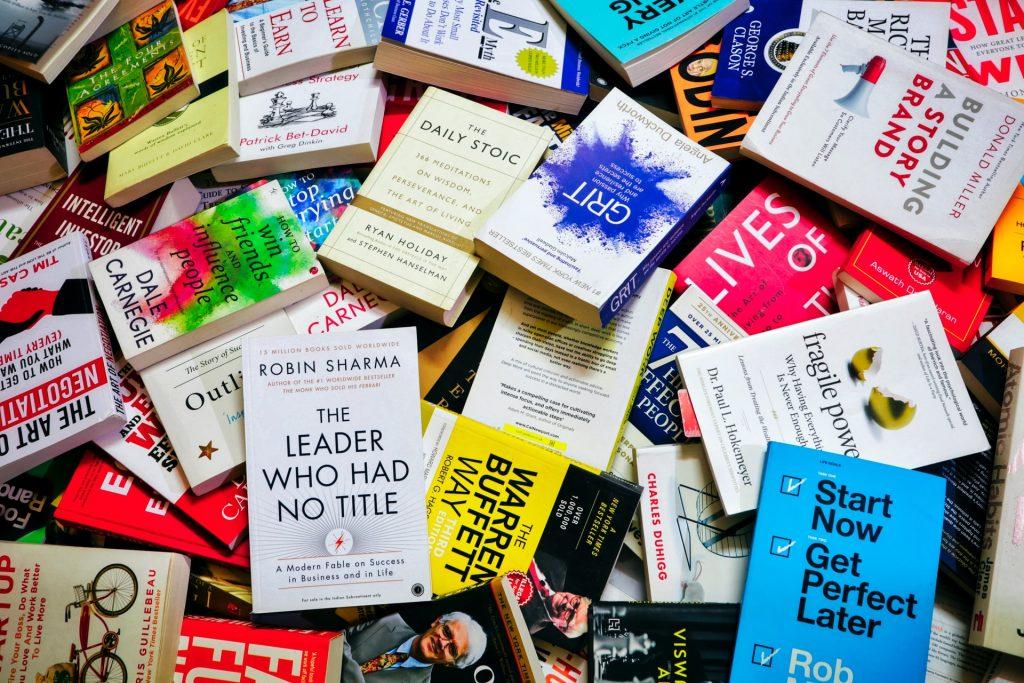 Livros para empreendedor